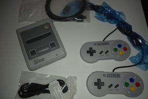 Contenido Super Nintendo SNES