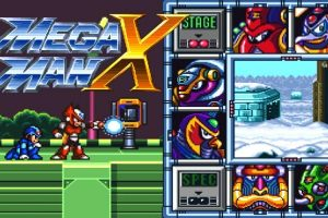 Nintendo Mega Man X