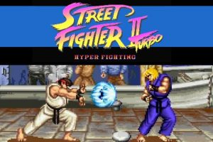 Street Fighter II Turbo- Hyper Fighting