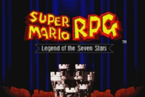 Super Mario RPG- Legend of the Seven Stars