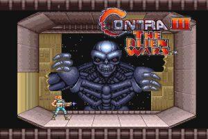 Super NES Contra III The Alien Wars