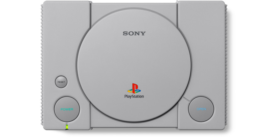 botones de la playstation mini